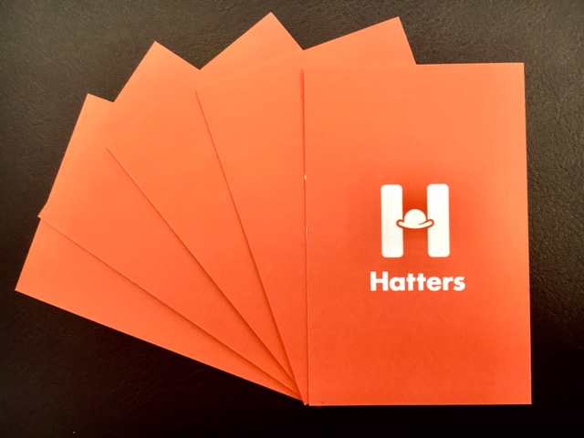The Power of the Brand Hatters Print blog branding hatters business card printing